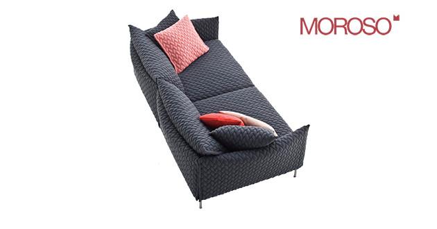 Gentry Sofa Moroso