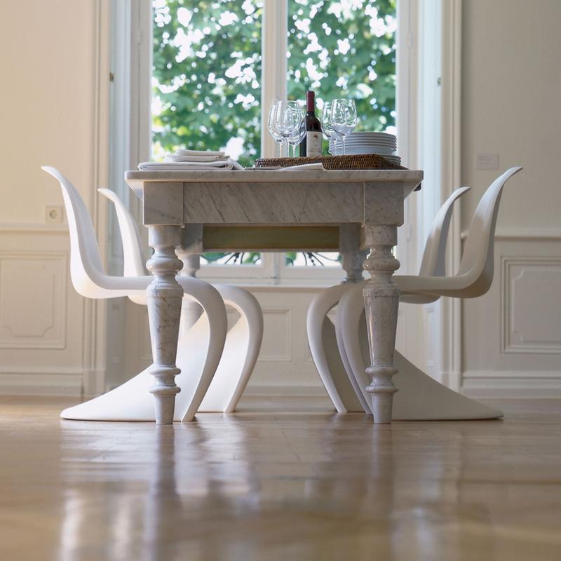 VITRA - sedia PANTON Chair Vitra di Verner Panton Vitra