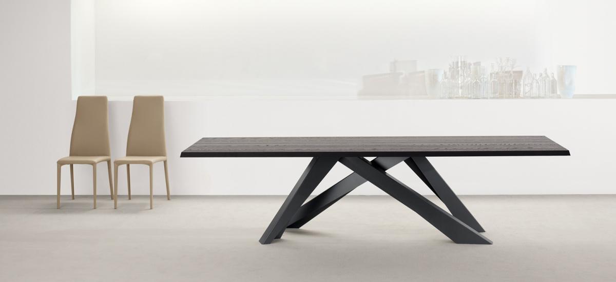bonaldo tavolo big table bonaldo by alain gilles. Black Bedroom Furniture Sets. Home Design Ideas