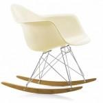 sedia a dondolo Vitra RAR rocking chair Eames