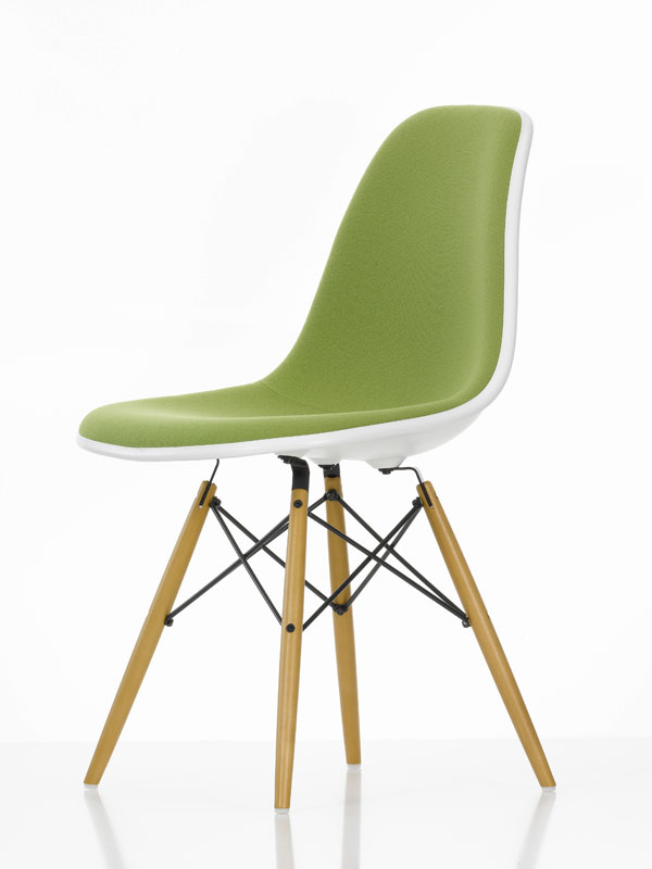 VITRA - Sedia DSW Vitra Eames Plastic Side Charles & Ray Eames