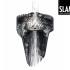 Lampada Aria Slamp di Zaha Hadid