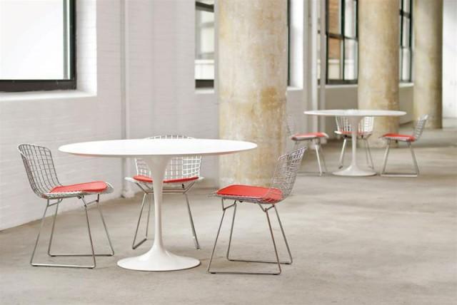 KNOLL - Tavolo TULIP Knoll di Eero Saarinen