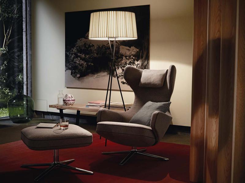 vitra grand repos vitra poltrona di antonio citterio 2011. Black Bedroom Furniture Sets. Home Design Ideas