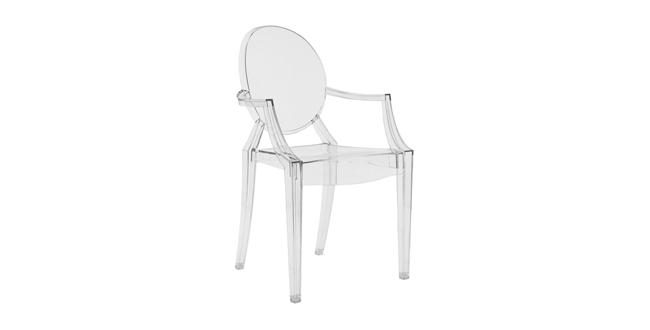 KARTELL Louis Ghost Kartell sedie trasparenti di Philippe Starck