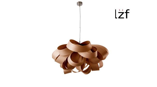 Lzf agatha lzf lampada a sospensione in polywood di luis eslava