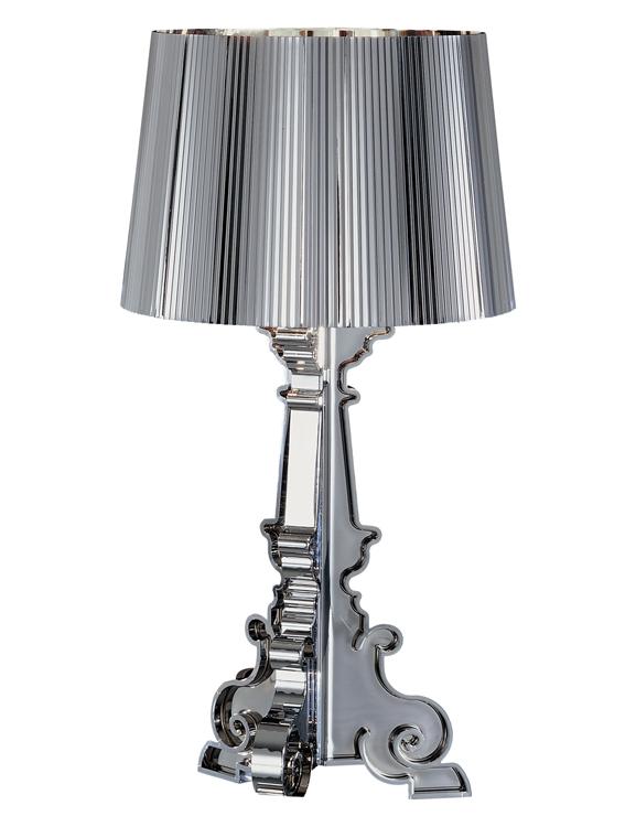 bourgie kartell lampada da tavolo di ferruccio laviani. Black Bedroom Furniture Sets. Home Design Ideas
