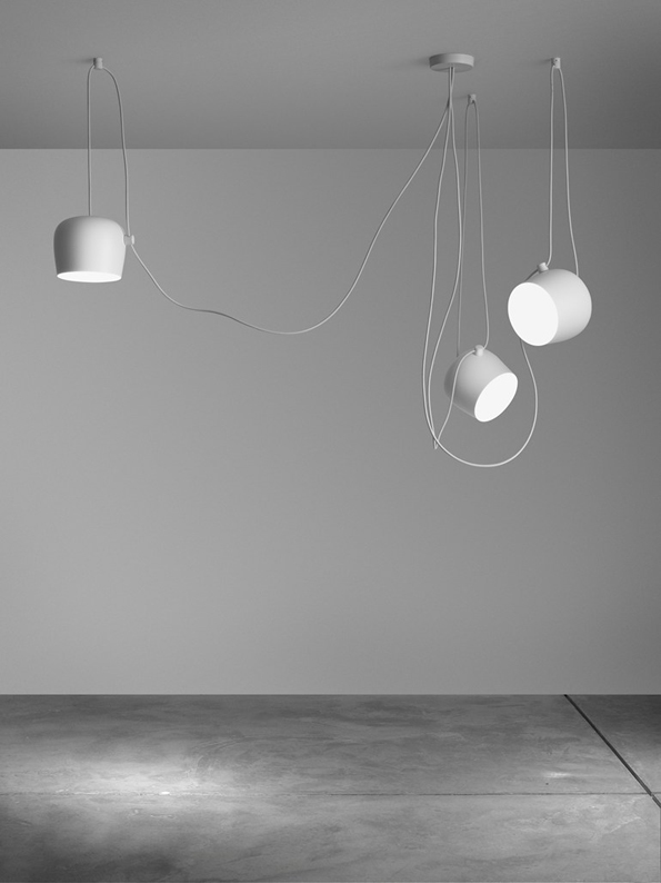 Illuminazione Nide Prezzo : Flos aim lampada a sospensione dei fratelli bouroullec