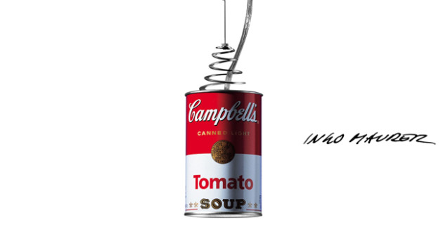 Canned Light INGO MAURER