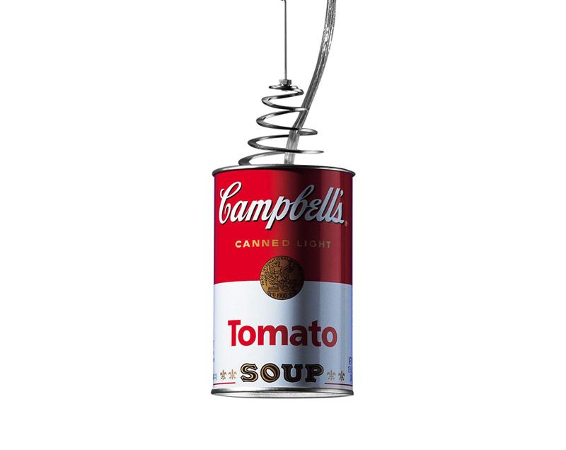 Ingo maurer canned light ingo maurer lampada barattolo