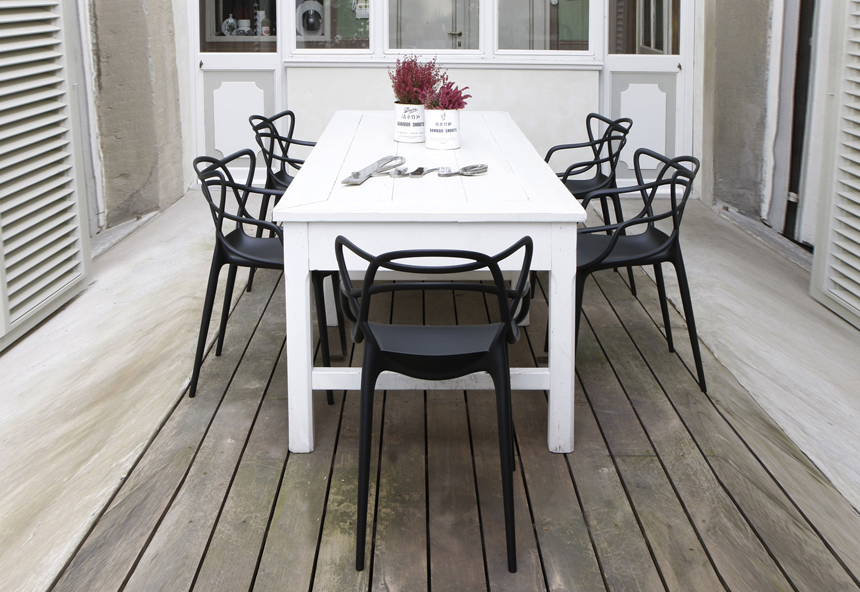 Tables and chairs by kartell archiproducts