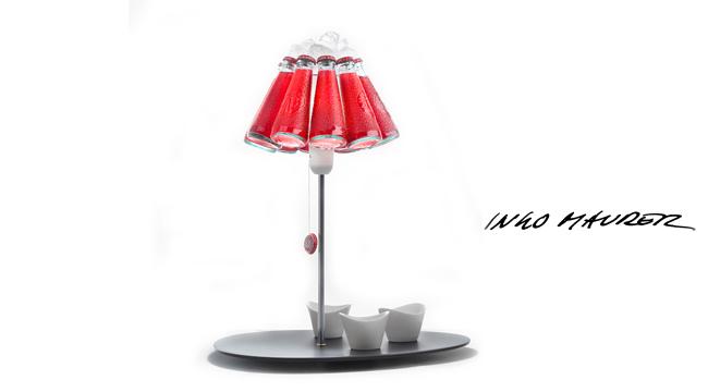 Ingo maurer campari bar ingo maurer light lampada da tavolo for Ingo maurer lampade