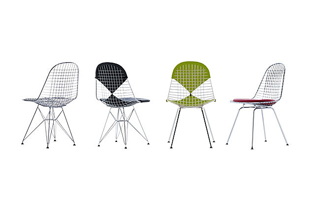 Vitra Wire Chair Vitra Dkr La Sedia Di Charles Amp Ray Eames