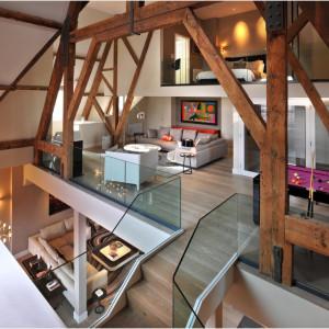 St Pancras Penthouse Apartment