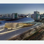Dongdaemun Design Plaza Zaha Hadid