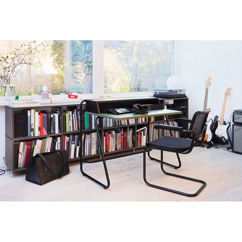 thonet s 1200 thonet scrivania scrittoio. Black Bedroom Furniture Sets. Home Design Ideas