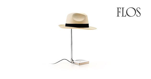 Lampada da tavolo Chapo Flos