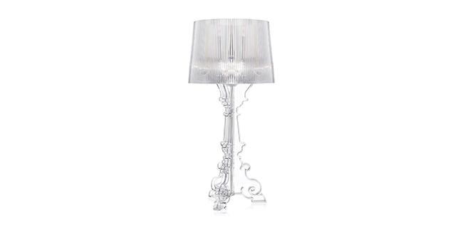 BOURGIE KARTELL lampada da tavolo di Ferruccio Laviani