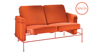 Sofa Divano Traffic Magis