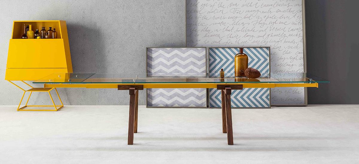 Bonaldo tracks bonaldo tavolo di alain gilles - Tavoli design famosi ...