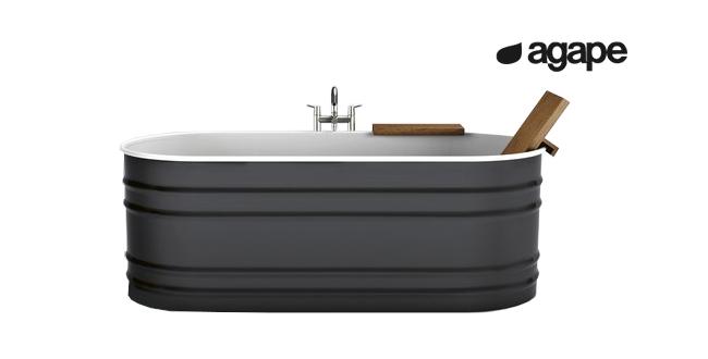 Vasca Da Bagno Agape Prezzi : Agape vasca vieques agape da bagno
