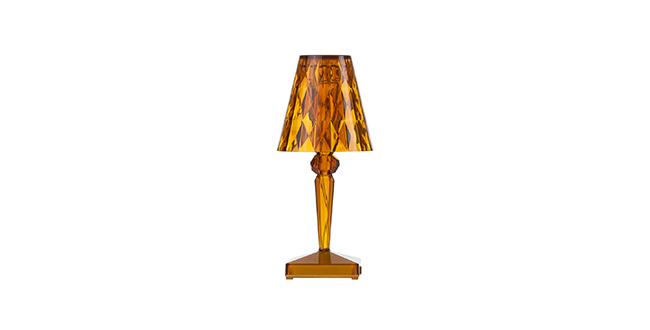 Lampada da tavolo cindy di kartell