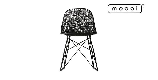 moooi carbon chair moooi sedia in fibra di carbonio. Black Bedroom Furniture Sets. Home Design Ideas