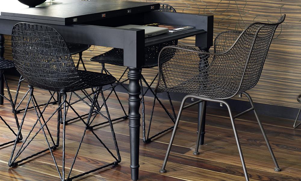 Moooi carbon chair moooi sedia in fibra di carbonio