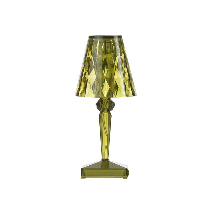 KARTELL - BATTERY Kartell lampada da tavolo a LED