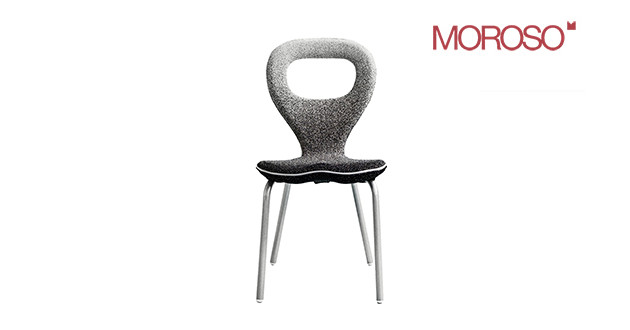 sedia TV Chair Moroso di Marc Newson