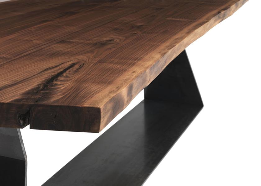 RIVA 1920 - Bedrock Plank A Riva 1920 tavolo