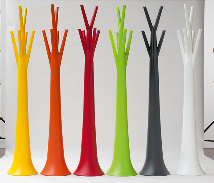 Appendiabiti Design Albero.Bonaldo Tree Bonaldo Appendiabiti Da Terra