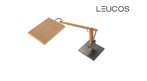 Leucos leva leucos lampada da tavolo in legno - Lampada da tavolo legno ...