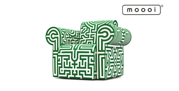 Labyrinth Chair Moooi