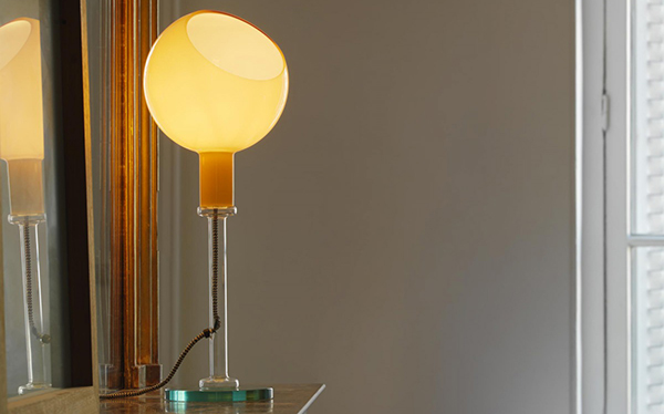 Fontana arte parola fontana arte lampada da tavolo - Lampade da tavolo fontana arte ...