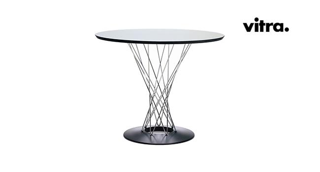 VITRA - DINING TABLE Vitra tavolo rotondo di Isamu Noguchi