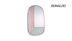 New Perspective Mirror Bonaldo