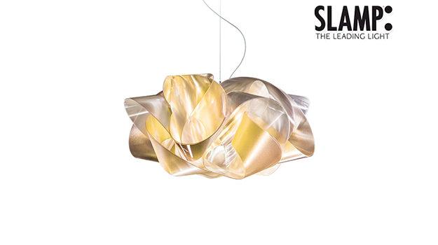 SLAMP FABULA Slamp lampada di Costantino Morosin