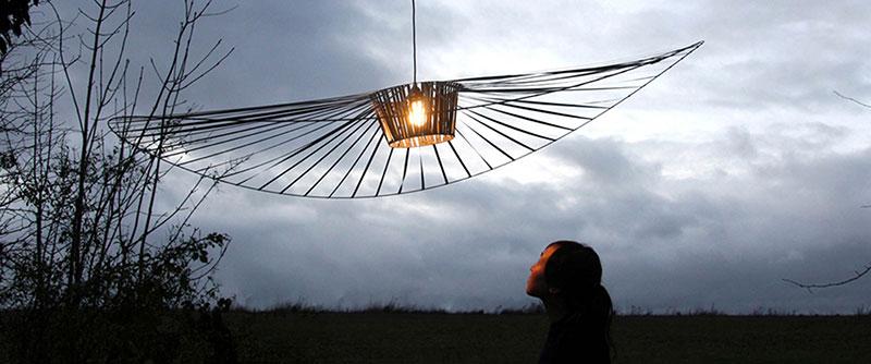 lampada a sospensione Vertigo Petite Friture
