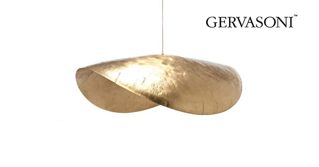 Lampada sospensione Gervasoni Brass 95 96