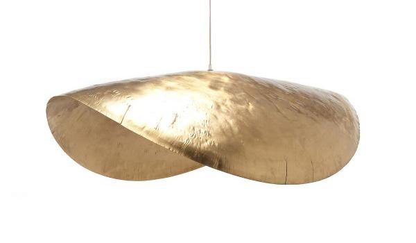 Lampada sospensione Gervasoni Brass 96